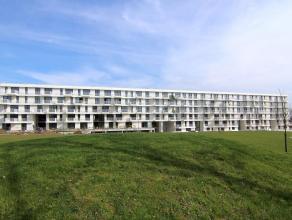 Nieuwbouw appartement met één slaapkamer gelegen in residentie PIT nabij het Vianderdomein van Tienen. Dit nieuw appartement van 60 m&su