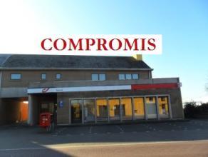 COMPROMIS bpost wordt huurder van het agentschap (ca.66m2) aan 6.600euro/jaar.Partijen komen overeen dat zij gelijktijdig met de ondertekening van de