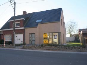 Nieuwbouwwoning met 3 slaapkamers en tuin op 299 m² nabij centrum Ooigem.<br /> Ligging: In nabijheid van centrum Ooigem, in nabijheid van openba
