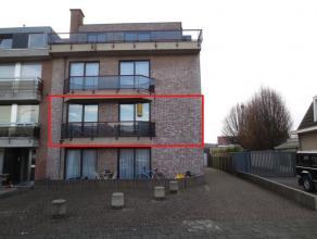 """Eén slaapkamer appartement met garage gelegen op de 1ste verdieping van residentie """"Hartedief"""". Bewoonbare oppervlakte van 60 m². Het appa"""