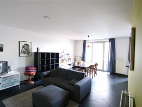 Sint-Jans- Molenbeek, in de nabijheid van het centrum en Turn & Taxis, in een rustige straat, prachtig appartement van ±90m² op de twe