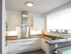 WOLUWE-ST-LAMBERT, Quartier Marcel Thiry, Lumineux et spacieux appartement neuf de ±136m² habitables dans un immeuble datant de 2015, il s