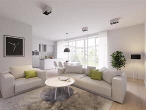 SINT-LAMBRECHTS-WOLUWE : Â VICTORY Â, project van studio?s en appartementen 1-2slpk. met ruime terrassen en goed georiënteerd. Het ge