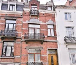 BRUXELLES, entre le square Ambiorix et le Parc du Cinquantenaire - situation recherché - Maison bruxelloise de ± 180m² habitables &