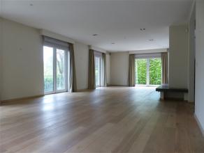 UCCLE, quartier Prince d'Orange, dans un agréable quartier résidentiel, superbe villa entièrement rénovée de 300m&s