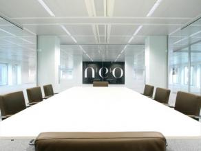 Volledig gerenoveerde, moderne, en ruime kantoorruimte, gelegen in het Leopold district. Door zijn harmonieus ontwerp biedt dit gebouw u een optimaal