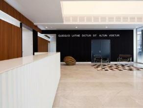 Dit fenomenaal gebouw gelegen in een kantoorzone bevat 7 verdiepingen. U vindt dit gebouw in de Région Bruxelles Capitale, op de zijrand van de