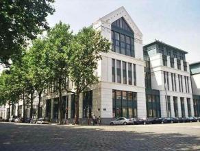 Prachtig gebouw gelegen in een groene locatie in de Noordwijk van Brussel.