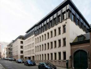 Mooie kantoren in het pentagon van Brussel, vlakbij het koninklijk paleis.