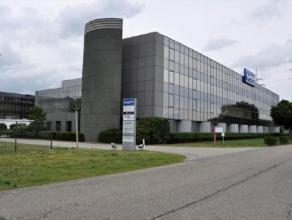 Modern kantorencomplex net buiten Antwerpen. Flexibele indeling mogelijk. Vlak aan de oprit E34.