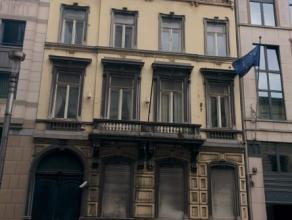 1000 Brussel, Wetstraat  78                                                                                             Karaktervol kantoorgebouw te k