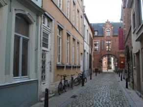 Dit gerenoveerd opbrengsteigendom daterend van de 18de eeuw is gelegen in één van de charmantste straatjes van Leuven, meer bepaald in d