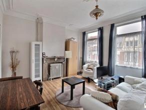 VERVIERS SUD - haut de l'avenue Eugène Müllendorff - Agréable appartement 1 chambre situé au1er étage d'une maison av