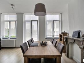 VERVIERS : Bel appartement en état neuf comprenant 1 chambre à coucher et une terrasse ! Venez découvrir sa luminosité et