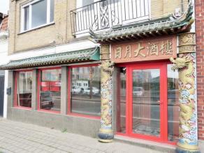 Gekend restaurantpand op goed bereikbare ligging te Avelgem met parkeergelegenheid vlakbij. Mag gerust voor andere handelsactiviteiten worden ingerich