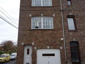 Grâce-Hollogne: Maison 4 chambres avec jardin et garage. Possibilité profession libérale. Possibilité de réduction d