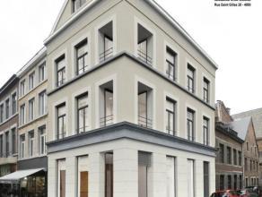 Liège-centre: Bénéficiant du redoutable avantage de s'entourer de pas moins de 16 écoles et d'un flux impressionnant de pi