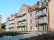 Ligging: Gelegen op de tweede verdieping, rustig  gelegen met balcon, goede verbinding naar autostrade, beperkte afstand tot  Leuven centrumIndeling:
