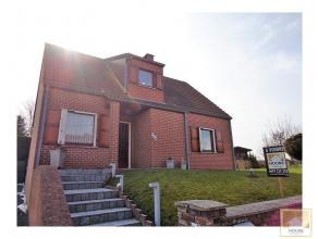 COMPROMIS SIGNÉ - Confortable maison d'habitation sur et avec terrain de 7 ares 53 ca (753m²) située au calme à Flénu