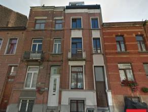KOEKELBERG - Proximité SIMONIS, bel appartement 1 chambre de 60 m² habitables, comprenant : Living avec cuisine USA entièrement &ea