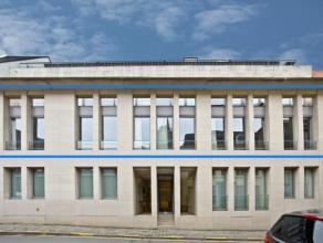 Centrum Gent, op 100 m v. Sint-Baafskathedraal. 2 samengevoegde nieuwbouwappartementen met 2 terrassen en 2 garageboxen. NEC PLUS ULTRA Nieuwbouwproje