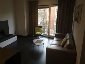 2-Slaapkamerappartement in nieuwbouwresidentie, op wandelafstand van centrum Brussel.Het appartement bevindt zich op de 4é verdieping, met veel