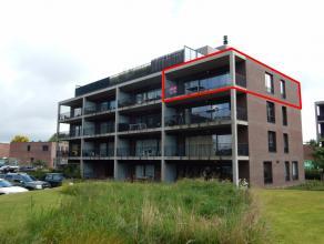 Aan de Damse Vaart, net buiten het centrum van Brugge vinden we dit prachtig appartement terug op een rustig woondomein. Het appartement wordt samenge