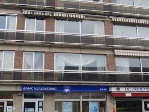 Appartement centrum Wetteren Rechtover cultureel centrum Nova en in het centrum van Wetteren bevindt zich dit volledig in orde gesteld appartement op