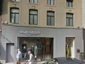 Description LocationCommercial property located Kapelstraat in Hasselt, at walking distance from the Grote Markt, the Hoogstraat and the Koning Albert