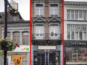 Description SituationCe bâtiment est très bien situé dans la rue commerçante la plus importante de Mons. Il offre une excel