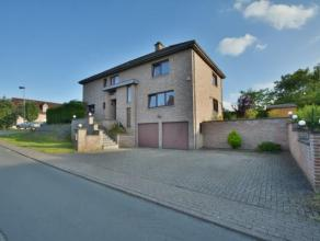 """Dans le quartier des """"4 sapins"""" : Belle villa récente de qualité idéalement située à 5 minutes de Wavre et Louvain-"""