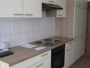 Mooi 2 slaapkamer appartement met terras gelegen op de 5de verdieping te Hasselt, Maastrichtersteenweg 166b17 met kelder en autostaanplaats Bestaande