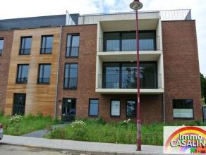 Superbe appartement NEUF de 95m² avec belle terrasse de 10m², très bonne situation et à proximité du ring et transports