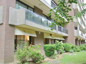 HENRY DUNANT - Bel appartement de 87m² au 1ier étage avec 2 terrasses à proximité de lOTAN et transport public. Comprenant h