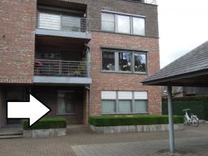"""Gelijkvloers appartement  in """"Residentie Blijdenberg"""" te Herentals. Uiterst rustig wonen in zijstraat.<br /> Appartement met hoekligging en achteraan"""