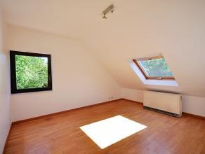 Situé dans un quartier résidentiel calme et recherchésur les hauteurs deWavre, bel appartement (1 chambre)sous toiture, situ&eacu