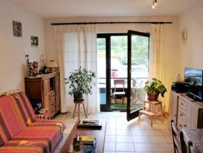 Bel appartement situé au centre de Wavre (proximité place Bosch). Il se compose d'un séjour avec terrasse orientée sud, d'