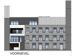 Uitstekend gelegen projectgrond in centrum Leuven.Op wandelafstand van het station en centrum van Leuven.<br /> <br /> Er is een goedgekeurd plan vo