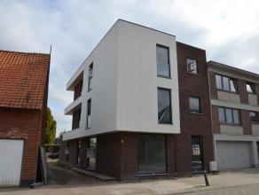 NIEUWBOUWAPPARTEMENT MET 1 SLK EN TERRAS<br /> <br /> Residentie 't Dorp bestaat uit vier volledig afgewerkte appartementen. Het project situeert zich