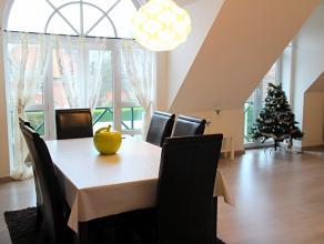 In het charmante Diest vindt u dit energiezuinige appartement met 2 slaapkamers, terras en garage.<br /> Winkels, openbaar vervoer, scholen, sportfaci