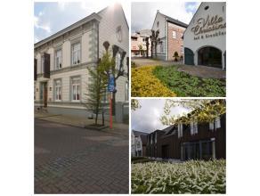 """Gesplitste verkoop van aandelen """"AVANZA NV"""" met daarin verscheidene exclusieve vastgoedobjecten te Hamont!!<br /> Gezamenlijk aanbod van:<br /> - Here"""