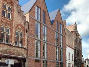 Appartement te koop in 8000 Brugge