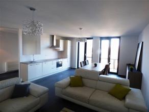 Dans lhyper-centre de Waremme, découvrez cet appartement de standing au 3 ième étage entièrement rénové avec