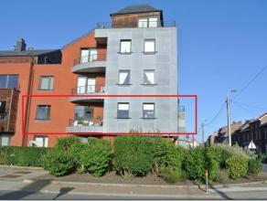 Au centre de Waremme, magnifique appartement au 1er étage (avec ascenseur) dans une résidence récente. Il est composé d'un