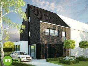 REF: DB0034<br /> Nieuw te bouwen, betaalbare lage energie half open bebouwing. Volledig traditioneel en afgewerkt met keuken, badkamer, ruime living