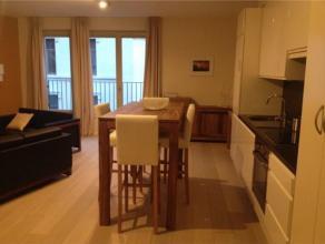 BRUXELLES / GRAND-PLACE - Au 3e étage, superbe appartement 1 chambre +/- 67 m², cuisine américaine full équipée, sall