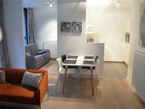 CENTRE VILLE// A deux pas de la rue Neuve. Magnifique et charmant appartement d'une chambre dans un immeuble de haut standing , très confortabl