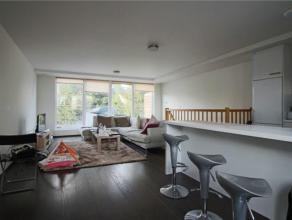Schaerbeek // Paul Deschanel Superbe appartement en duplex, deux chambres avec terrasse arrière basse énergie (Peu de frais de Chauffage