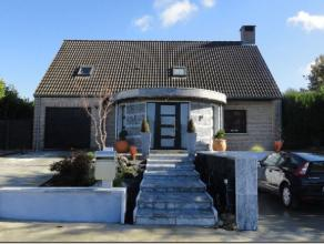 Belle villa moderne à vendre idéalement située à la campagne de Masnuy-Saint-Jean dans la commune de Jurbize, tout en rest