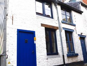 Leuke, met oog voor detail, ingerichte kleine woning.<br /> Deze woning ligt in het kern-centrum van Leuven, maar is toch zeer rustig gelegen.<br /> I